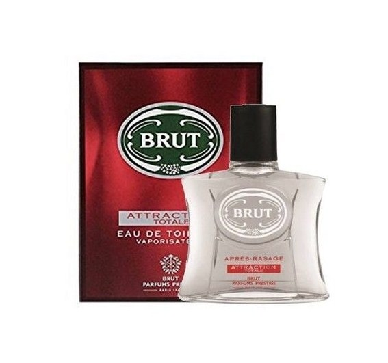 Brut toaletná voda Attraction Totale 100ml