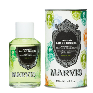 Marvis ústna voda Strong Mint 120ml